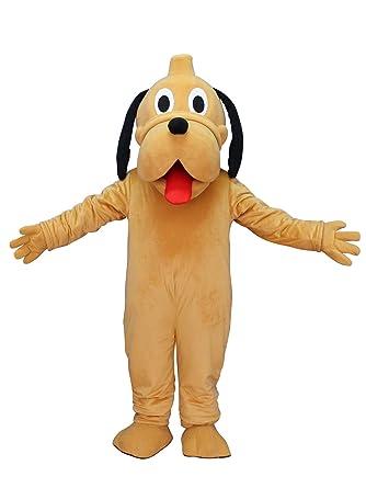 Amazon.com: sinoocean perro Pluto adulto disfraz Cosplay ...