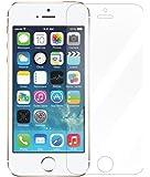 Apple iPhone5 iPhone5S iPhone5C ガラスフィルム 保護フィルムフィルム 強化ガラス ガラス 薄い 】iPhone5/iPhone5s/iPhone5c 対応 強化ガラス製 液晶保護フィルム ガラスフィルム 9H とっても薄い 0.4mm