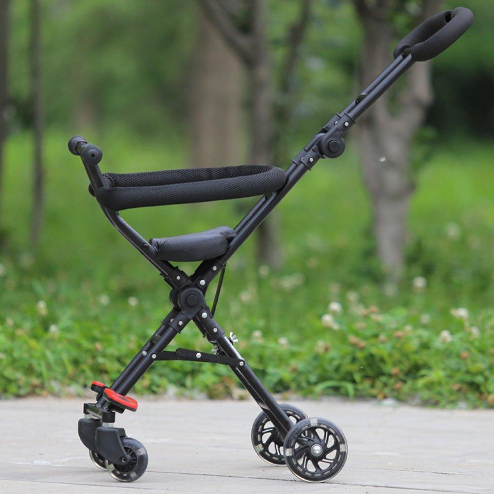 Amazon.com: GSPOR - Cochecito de bebé plegable para bebé, 4 ...
