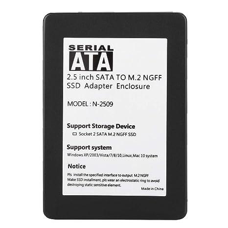 ASHATA M.2 NGFF SSD a 2.5