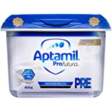 (跨境自营)(包税) Aptamil 爱他美 德国 白金版 婴儿配方奶粉 Pre段 安心罐 800g(0-6个月)