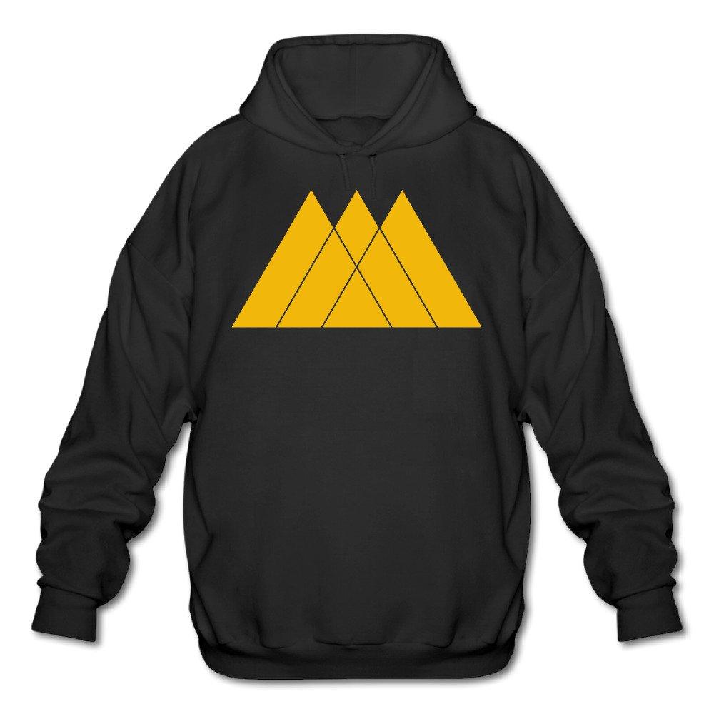 Destiny Warlock Logo Black PTR Mens Sweater