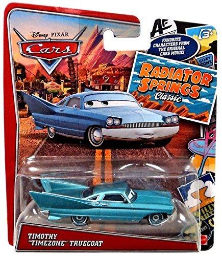 Disney/Pixar Cars, Radiator Springs Classic, Timothy Timezone Turncoat Die-Cast Vehicle by Disney