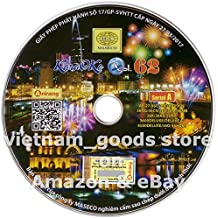 Arirang Karaoke Midi Disc Vol 62 Serial A Vietnamese English Chinese For Player Arirang AR 27C, 36C/CN, 36D, 36E, 36G, 36K, 36KR, 36L, 36M, 36N/NG, 36NR, 3600, 3600Deluxe/DeluxeA, 4500Deluxe, 36HDMI