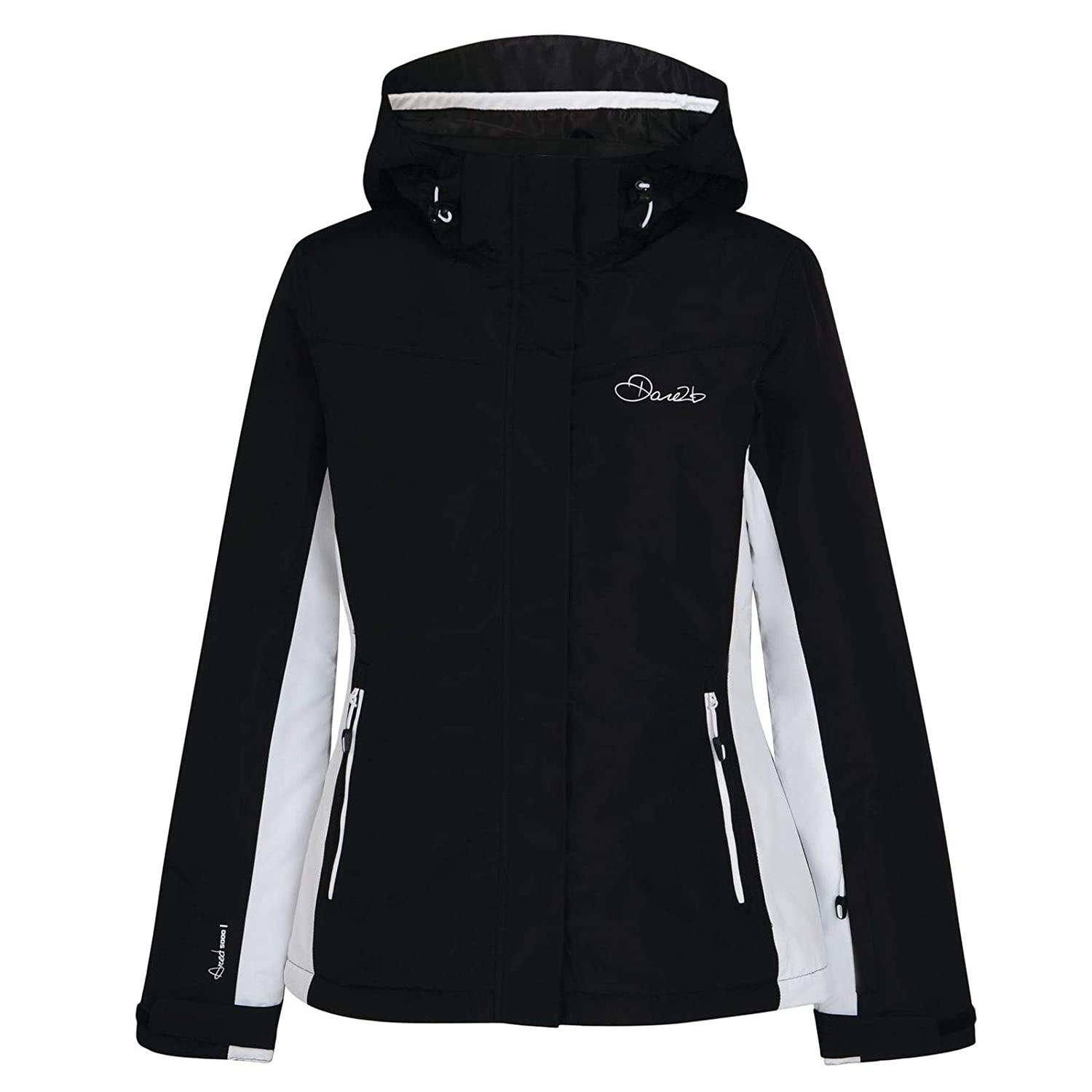 Dare 2b Women s Prosperity and Breathable Ski Waterproof Insulated Jacket   Amazon.co.uk  Sports   Outdoors 4f47d067a