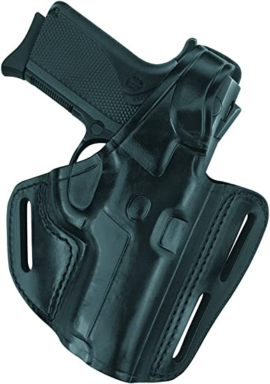 Tagua OWB leather left hand black holster fits Glock 17 22 31 gen 1 2 3 4 5 new