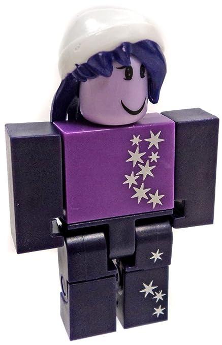 ROBLOX Series 2 Galaxy Girl action Figure mystery box + Virtual Item Code  2 5