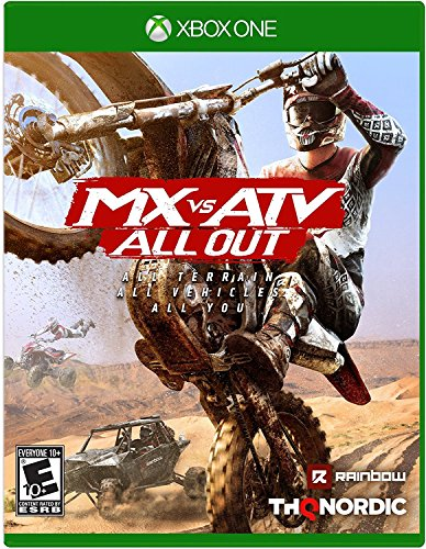 MX vs ATV All Out - Xbox One (New Dirt Track Racing Games For Xbox 360)