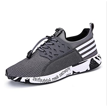 XUEXUE Men s Hiking Shoes Low-Top Sneakers Comfort Running Shoes  Lightweight Breathable Fitness Shoes Casual 6c7d5e8f3