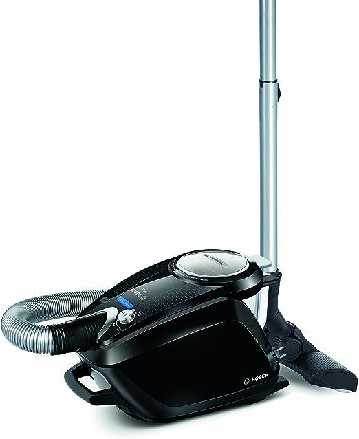 Bosch Relaxx´x ProSilence 66 - Aspirador de trineo sin bolsa, 1200 ...