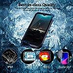 Telephone Portable Incassable, Blackview® BV5900 Smartphone Débloqué 4G (5.7Pouces, 3GO+32GO, Batterie 5580mAh, 13MP+0… 7