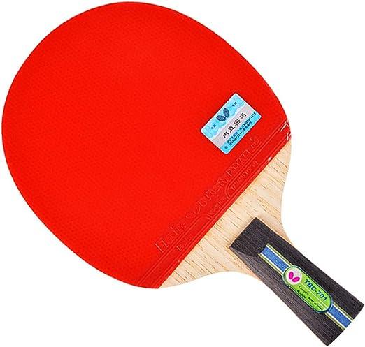 ZENGT Competencia Palas Tenis Mesa/Palas Ping Pong para Jugadores ...