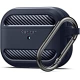 Spigen Rugged Armor Designed for Airpods Pro Case (2019) - Charcoal Gray