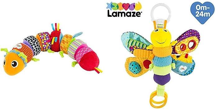 Lamaze Baby Spielzeug Freddie, das Glühwürmchen Clip & Go
