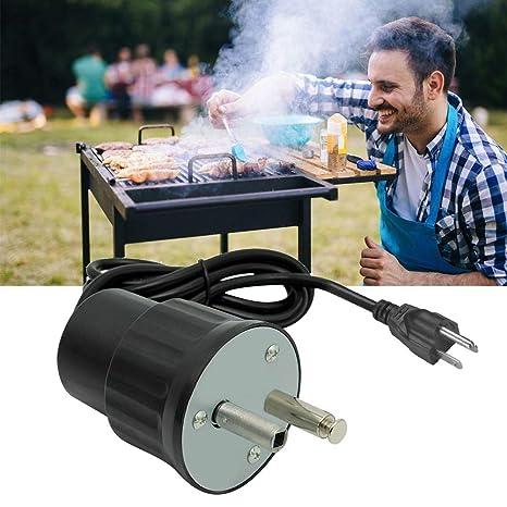 housesweet Motor rotador eléctrico de la Parrilla del BBQ ...