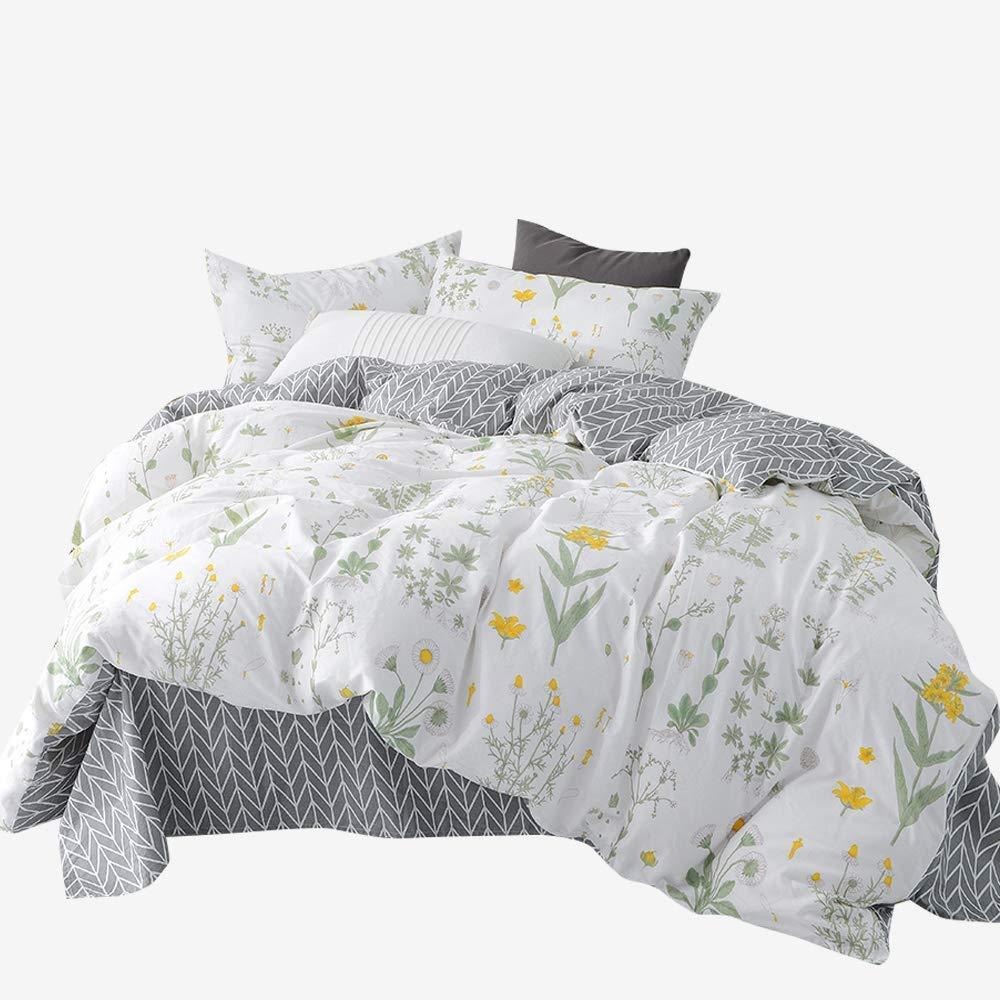 BuLuTu - Juego de ropa de cama de algodón para niños (cama ...
