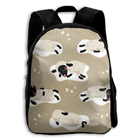 Sheep Kid Backpack, Baby Boys Girls Toddler Pre School Backpack Children  Backpacks Bags Waterproof White  Amazon.co.uk  Kitchen   Home 12de71c95c