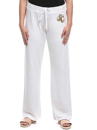 3e2ddd8ce Juicy Couture White Cotton Pajama Bottom For Women: Amazon.ae
