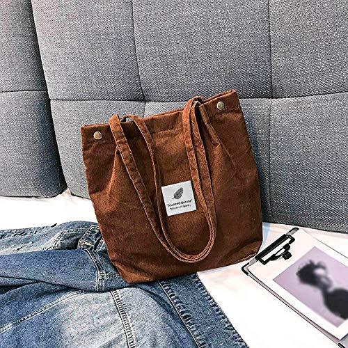 Velluto Tracolla Donna In Cellulare Borsa Viaggio Unita Coste Per Donna Tinta Da Morbida Caffè A Grande Panpany borsa Mano Z5Cq5