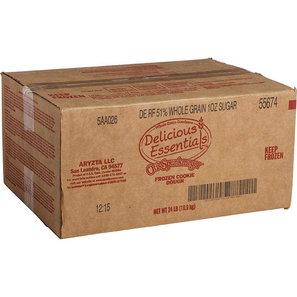 Delicious Essentials Butter Sugar Cookie Dough, 1 Ounce -- 384 per case. by Otis Spunkmeyer