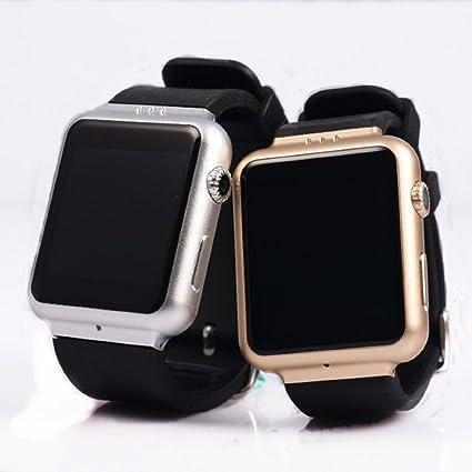0e9f45e33cec7 Ai-laiker New Bluetooth Smart Watch K8 Android 4.4 3g Wcdma Mtk6572 Webcam  Wifi Fm Camera  Amazon.in  Electronics