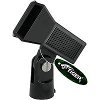 Tiger MCA88-BK microfoonklem - veerband - zwart