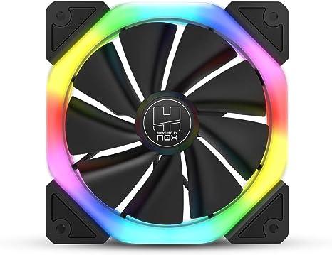 Nox S-Fan - NXHUMMERSFAN - Ventilador Fan ARGB Dual ...