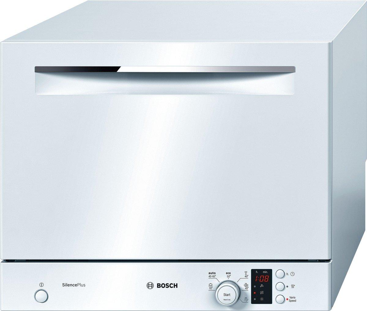 Bosch Lave-vaisselle compact pose libre SKS62E22EU Serie 4 / A+ / 174kWh/an / 6 couverts/technologie ActiveWater/capteur de charge product image