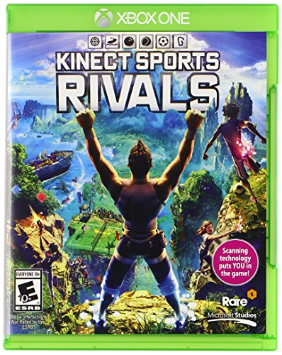 - Kinect Sports Rivals - XBOX One