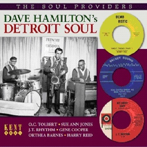 Collection Career Hamilton - Dave Hamilton's Detroit Soul