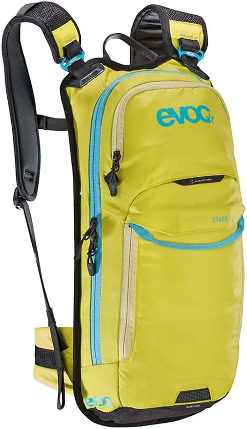Evoc Stage 6l Sulphur Technical Performance Hydration Pack