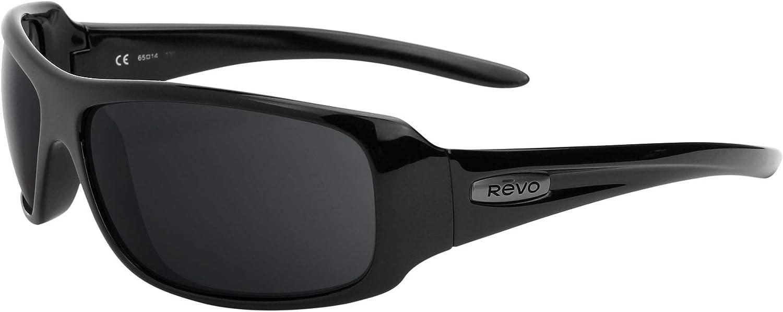 Revant Verres de Rechange pour Revo Belay RE4038 - Compatibles avec les Lunettes de Soleil Revo Belay RE4038 Or Mirrorshield - Polarisés Elite