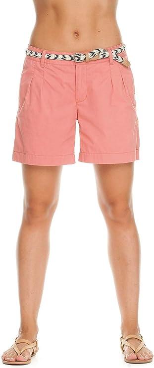 Ragwear Damen Kurze Hose Bermuda Shorts Hotpants Sommerhose Heaven Organic 26-31