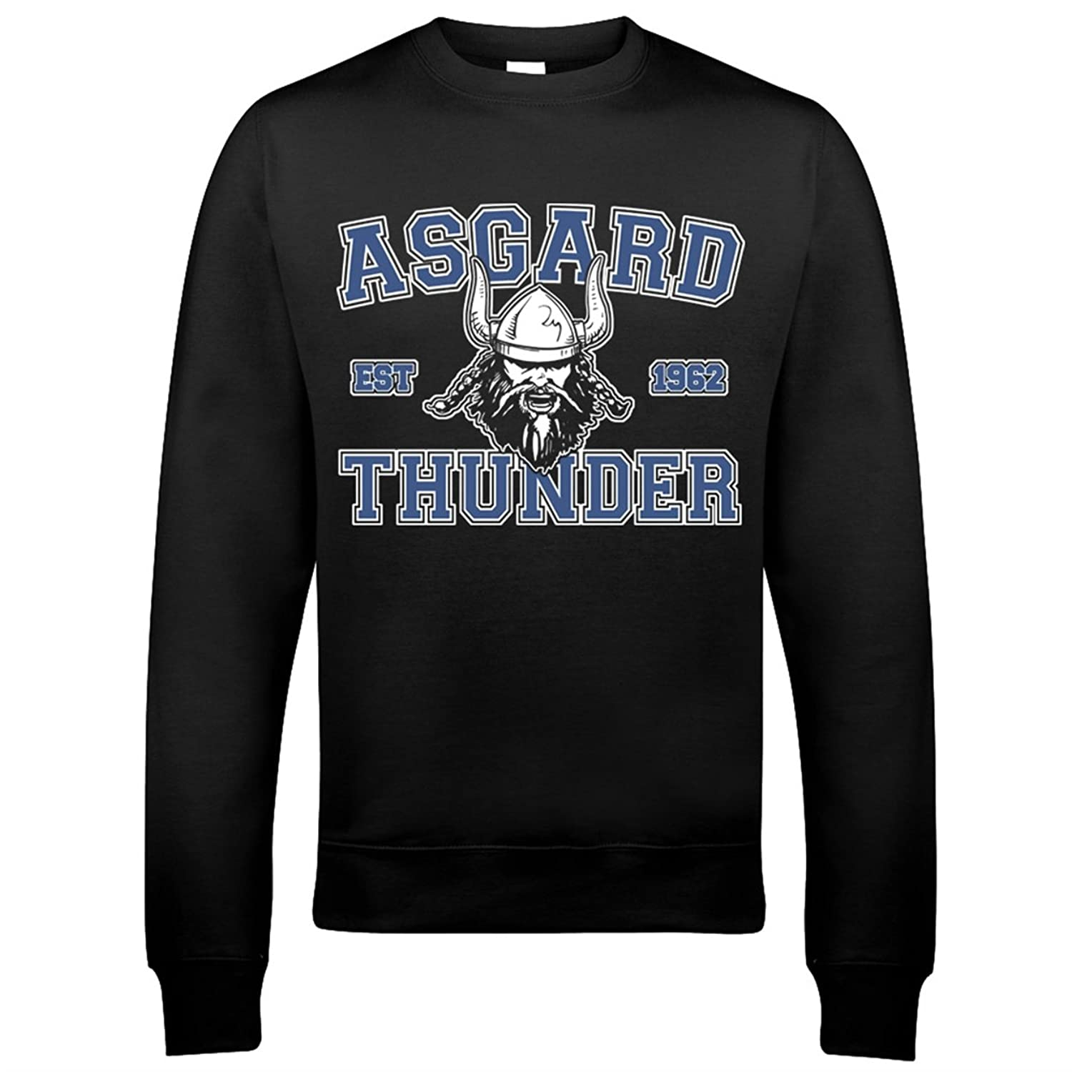 9071 Asgard Thunder Mens Sweatshirt Thor The Avengers Captain America Superman Green Lantern