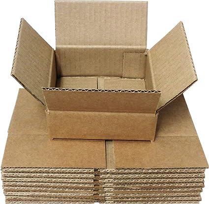 10) color marrón cartón cajas de transporte de almacenamiento de CD – cada uno tiene 5 CD – cdbc05: Amazon.es: Oficina y papelería