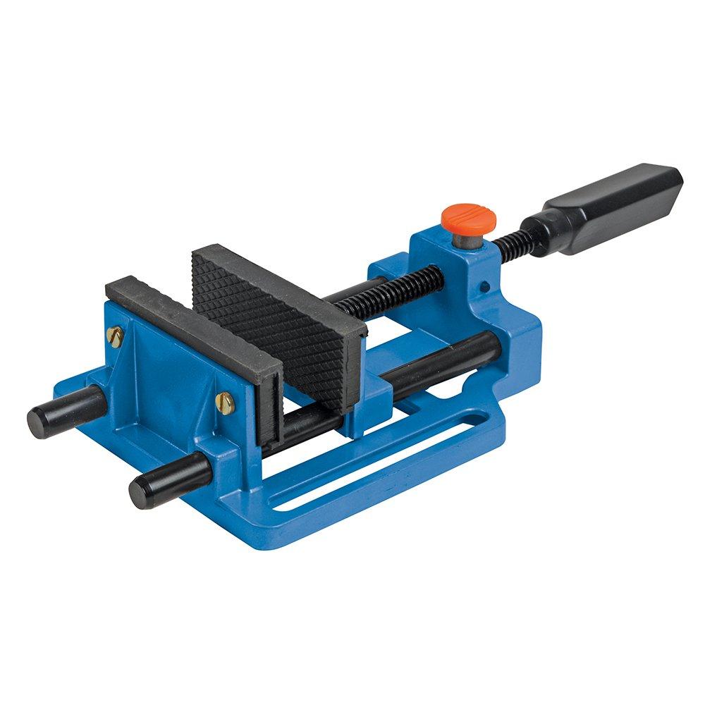 Silverline 380956 - Tornillo de banco para taladro de columna (100mm) Silverline Tools Ltd
