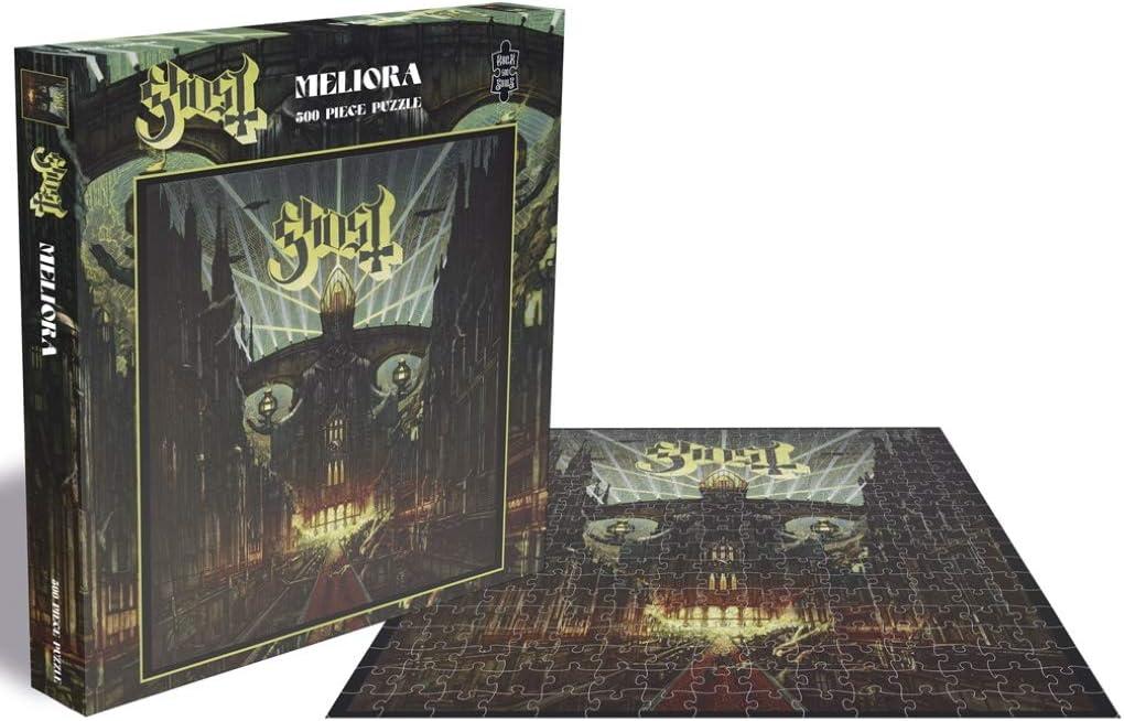 Ghost Meliora Puzzle de 500 Piezas: Amazon.es: Juguetes y juegos