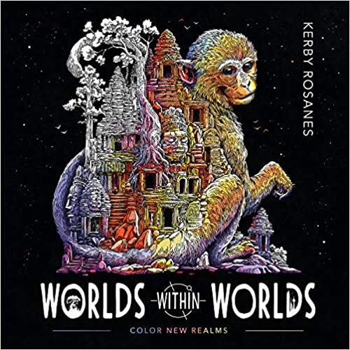Livre Worlds within Worlds de Kerby Rosanes