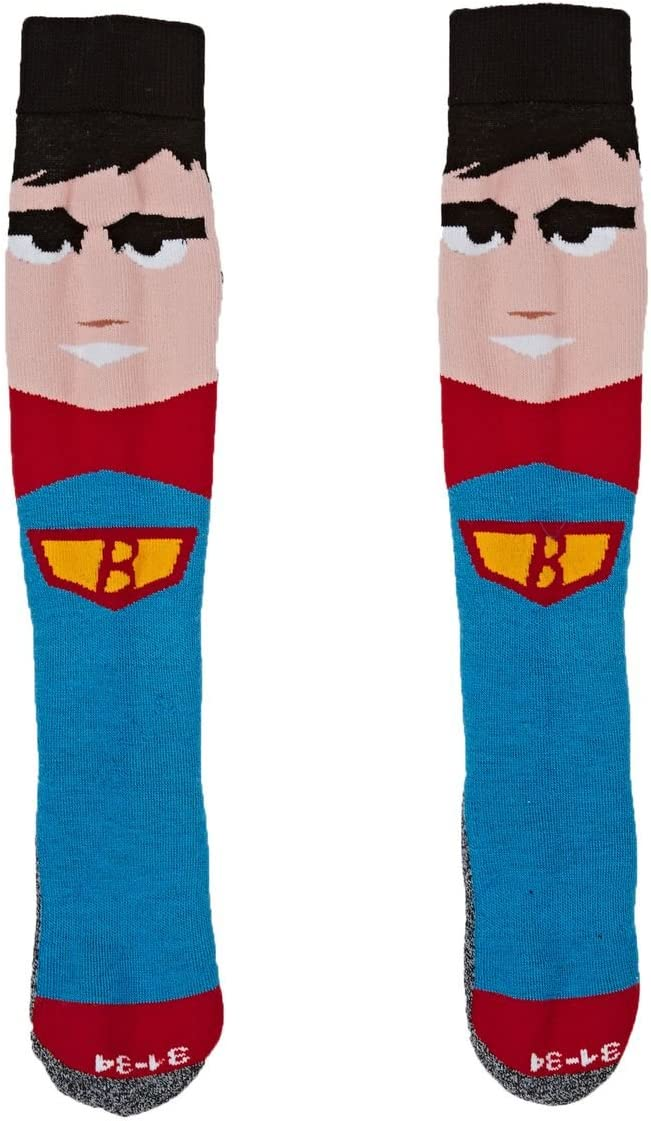 Barts Basic Ski /& Board Socks 9-12 UK Super Hero Blue 27-30 EU Childrens
