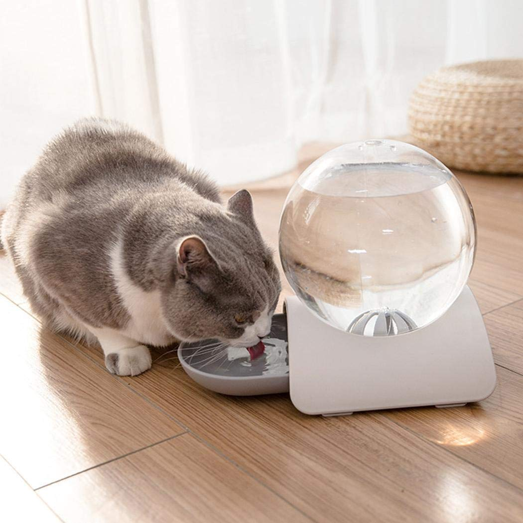 Ankidz Pet Water Drinker Dog Cat Automatic Drinking Bowl With 2.8L Water Tank Feeders