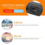 Portable 12V Car Auto Heating Cooling Fan, Car
