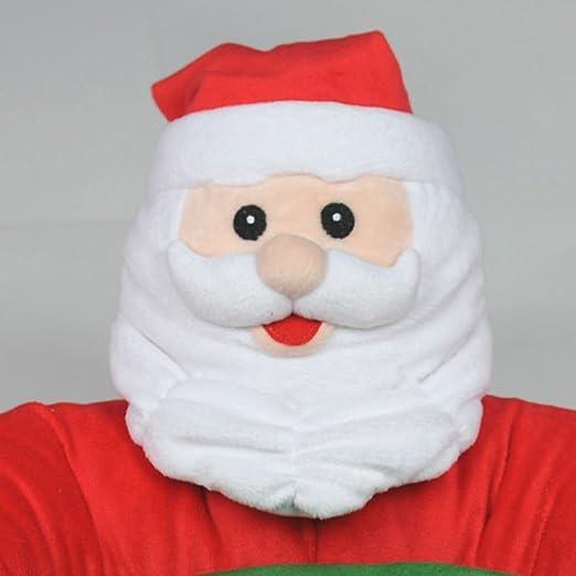 Amazon.com : Legendog Christmas Dog Bed, Dog Nest Detachable Washable Santa Claus Cartoon Pet Bed for Puppy Cat : Pet Supplies