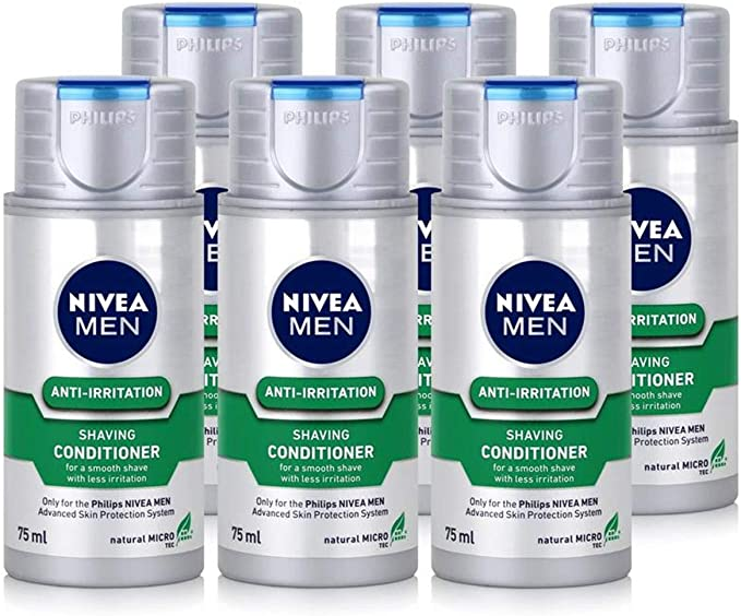 Philips HS 800/04 Loción de afeitado Nivea For Men: Amazon.es ...