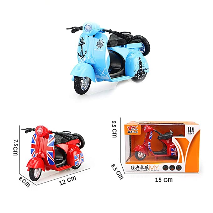 Amazon.com: NiceWave - Mini balanza de aleación para moto ...