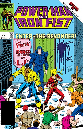 Power Man and Iron Fist (1978-1986) #121