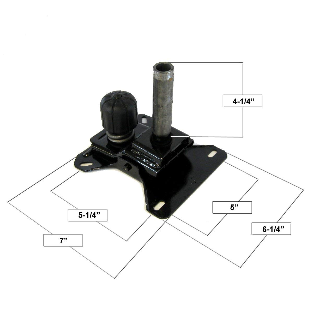 Replacement Swivel & Tilt for Caster Chairs