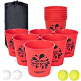 ROPODA Yard Pong - Giant Pong Game Set Outdoor for The Beach, Camping, Tailgating, Lawn and Backyard