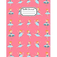 Ballet Journal: Dance notebook to write in | 110 lined pages journal | Gift for Ballet lovers, Girl & Women