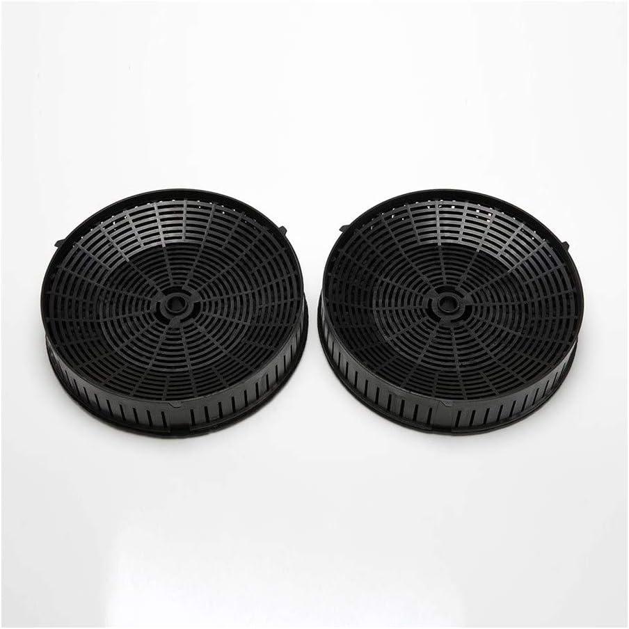Elica CFC0038668 Filtro accesorio para campana de estufa - Accesorio para chimenea (Filtro, Negro, Carbono, Elica, 35CC, 70cc, Acuta, Amelie, Barre, Box In Lux, LEssenza, Shire, Elite, Stripe, Ascent, Amelié,..., 38 mm):