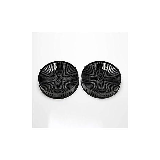 Elica CFC0038668 Filtro accesorio para campana de estufa - Accesorio para chimenea (Filtro, Negro